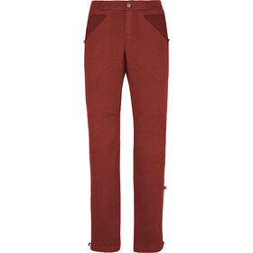 E9 3Angolo Trousers Men wine